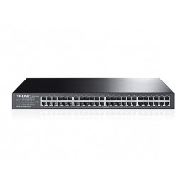 Switch TP-Link SF1048 , 10/100/1000 Mbps , 48x RJ-45