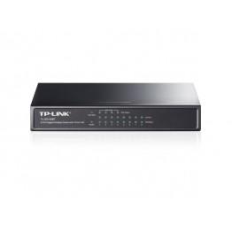 Switch TP-Link SG1008P , 10/100/1000 Mbps , 8x RJ-45