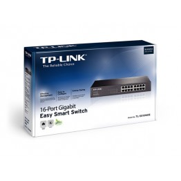 Switch TP-Link 16 porturi Gigabit TL-SG1016DE