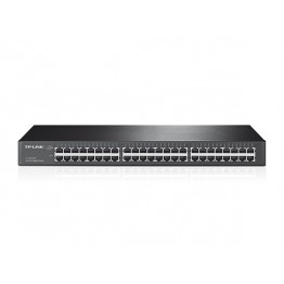Switch TP-Link Gigabit SG1048 , 10/100/1000 Mbps , 48 xRJ-45 , Negru