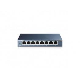 Switch TP-Link 8 porturi Gigabit TL-SG108
