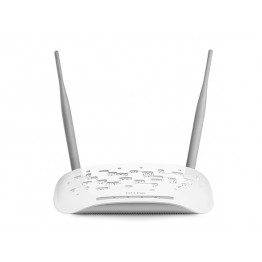 Access point TP-Link wireless TL-WA801ND , 300 Mbps , 802.11 b/g/n , Alb