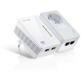 Powerline TP-Link TL-WPA4226KIT Starter Kit WiFi