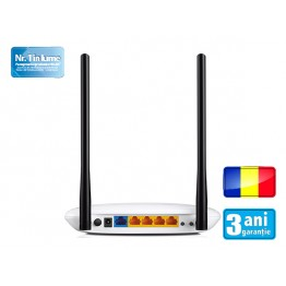 Router wireless TP-Link 300 Mbps TL-WR841N