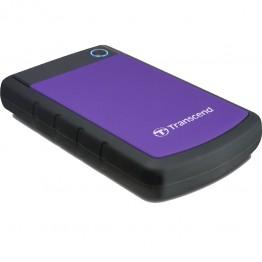 Hard disk extern Transcend StoreJet 25H3 2 TB USB 3.0