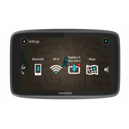 GPS camion TomTom GO Professional 6250, 6 Inch, Harta Europa, WiFi si Bluetooth integrat