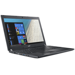 Laptop Acer TravelMate P6 TMP648 14 Inch Full HD IPS Intel Core I5-6200U 8 GB DDR4 1 TB HDD 128 GB SSD Intel HD 520 4G LTE Windows 10 Pro Negru