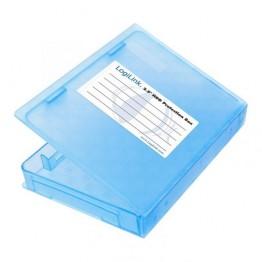 Carcasa HDD Logilink UA0131, 2.5 Inch, Albastru