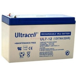 Baterie Ultracell UL7-12 , 12V , 7 Ah