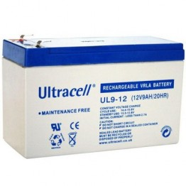 Baterie Ultracell UL9-12 , 12V , 9 Ah