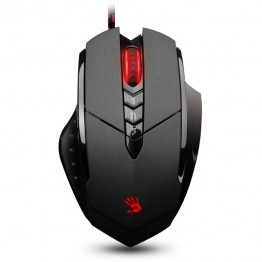 Mouse A4Tech Bloody V7M , Optic , 3200 DPI , Iluminare LED , Gaming , Negru