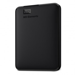 Hard disk extern Western Digital Elements Portable SE, 500 GB, USB 3.0, Negru