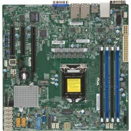 Placa de baza server Supermicro MBD-X11SSH-F-O , microATX , LGA 1151