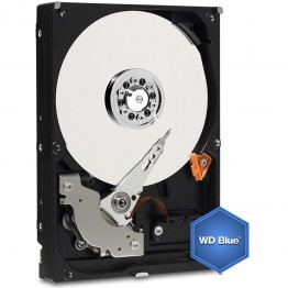 Hard disk intern Western Digital Blue , 3 TB , SATA 3 , 64 Mb , 3.5 Inch