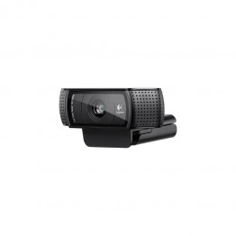 Camera web Logitech Webcam C920 Pro  , FullHD 1080p , Detectie miscare , Lentile Carl Zeiss