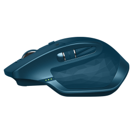 Mouse wireless Logitech MX Master 2S , Laser , 4000 DPI , Turcoaz