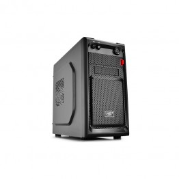 Carcasa desktop DeepCool Smarter , Mini Tower , Negru