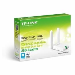 Adaptor retea wireless TP-Link AC1200 Dual Band 1200 Mbps Archer T4UH