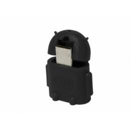 Adaptor Logilink OTG de la Micro-USB la USB