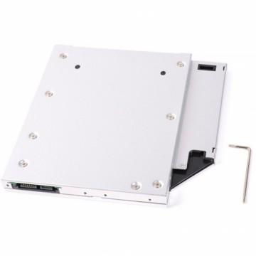 Adaptor laptop pentru instalarea un HDD sau SSD de 2.5 inch Orico Caddy Tray