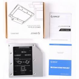 Adaptor laptop Orico pentru inlocuirea unitatii optice