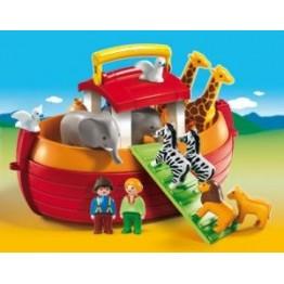 Arca lui Noe portabila Playmobil