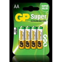 Baterie AAA alcalina GP Batteries