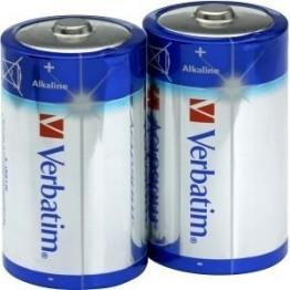 Baterii alcaline Verbatim 1.5 V