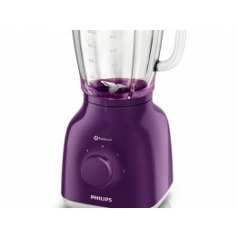 Blender Philips Daily Collection HR2105/60, putere 400 W, capacitate 1.25 l