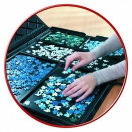 Cutie pentru depozitat puzzle-urile Ravensburger