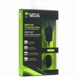 Cablu Xbox 360 cu materiale de ecranare pentru microfon Turtle Beach Ear Force XTC