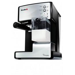 Cafetiera Breville Espresso Prima Latte argintiu
