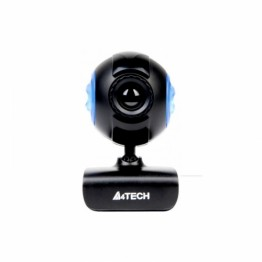 Camera web A4Tech PK-752F , CMOS 16 MP , USB , Microfon , Negru