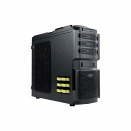 Carcasa desktop In Win BUC , Middle Tower , USB 3.0 , Negru