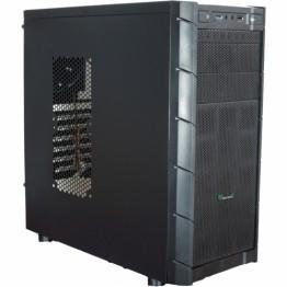 Carcasa desktop Game Daemon 7001 , Middle Tower , USB 3.0 , Filtra praf , Negru