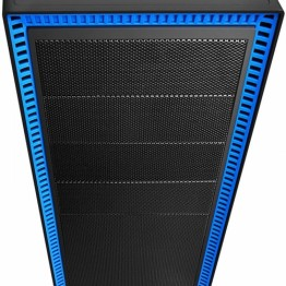 Carcasa desktop DeepCool Tesseract SW , Middle Tower , USB 3.0 , Negru