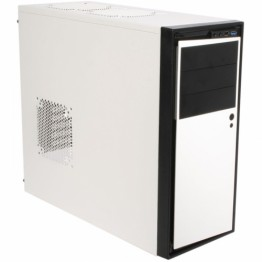 Carcasa desktop NZXT Source 210 Elite alb