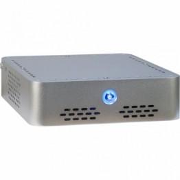 Carcasa desktop Inter-Tech Q-6 Silver