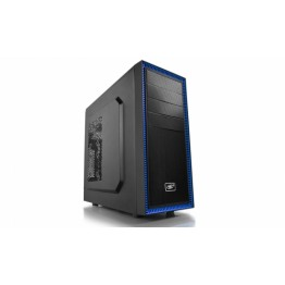 Carcasa desktop DeepCool Tesseract BF , Middle Tower , USB 3.0 , Negru