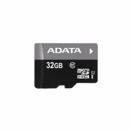 Card memorie AData Premier , MicroSDHC , 32 GB , Clasa 10 , UHS-I U1 , adaptor SD