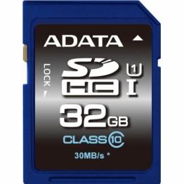 Card memorie AData SDHC Premier 32 GB clasa 10 UHS-I U1
