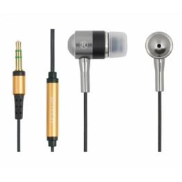 Casti audio A4Tech MK-650 , Intraauriculare , 3.5 mm Jack , HiFi Sound , Negru