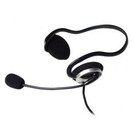 Casti audio A4Tech Sport , Peste urechi , 3.5 mm Jack , Negru