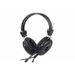 Casti audio A4Tech cu microfon ComfortFit HS-30