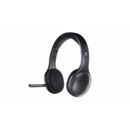 Casti audio Logitech H800 , Fara fir , Bluetooth , Cu microfon , Negru