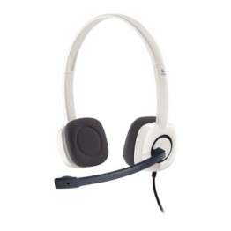 Casti audio Logitech H150 Alb