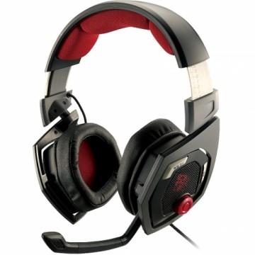 Casti ThermalTake Tt eSports Shock 3D 7.1 Surround , Gaming , Negru rosu
