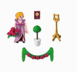 Celebritate cu premiu Playmobil