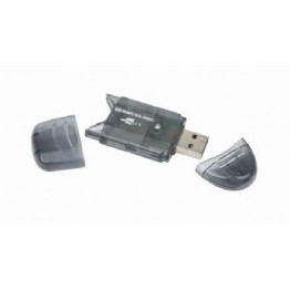 Cititor de carduri SD Gembird , USB 2.0