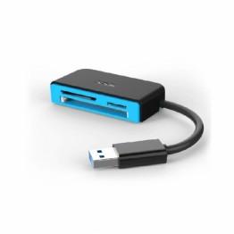 Cititor de carduri SSK USB 3.0 SCRM330